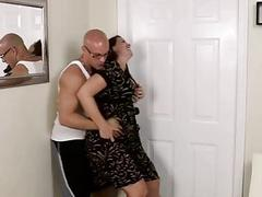 son fuck his slutty step mother